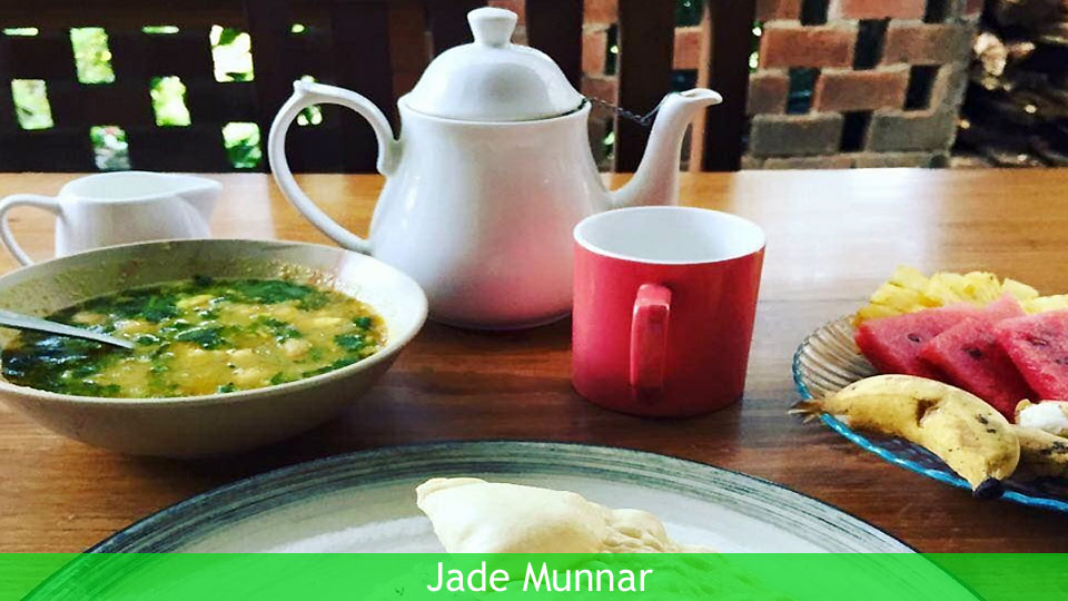 India, Jade Munnar offers three comfortable, private, upstairs bedrooms with dedicated bathrooms and private sit out areas